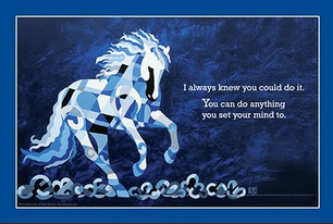 Inspirational Posters with Horses